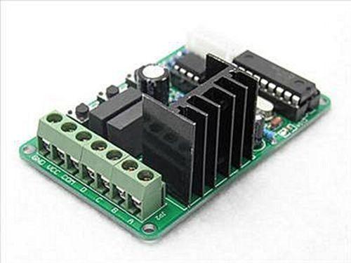 12v dc stepper motor speed pulse controller and driver for Stepper motor velocity control